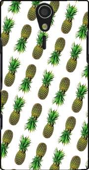 Pinpattern Case for Sony Ericsson Xperia S HD
