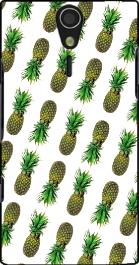 Case Pinpattern for Sony Ericsson Xperia S HD