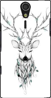 Poetic Deer Sony Ericsson Xperia S HD Case