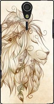 Poetic Lion Case for Sony Ericsson Xperia S HD