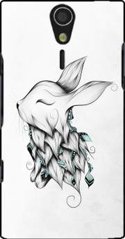 Poetic Rabbit  Sony Ericsson Xperia S HD Case