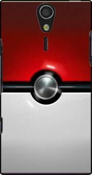 PokeBall Case for Sony Ericsson Xperia S HD