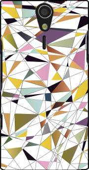 Polygon Art Sony Ericsson Xperia S HD Case