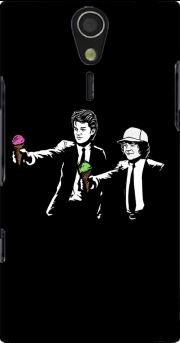 Pulp Fiction with Dustin and Steve Sony Ericsson Xperia S HD Case