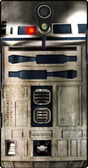 R2-D2 Case for Sony Ericsson Xperia S HD