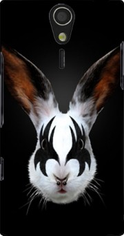 Kiss of a rabbit punk Case for Sony Ericsson Xperia S HD
