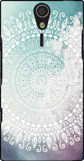 Case RAINBOW CHIC MANDALA for Sony Ericsson Xperia S HD