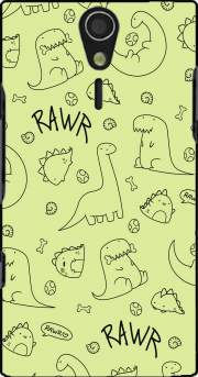Rawr Case for Sony Ericsson Xperia S HD