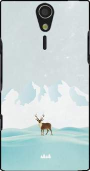 Reindeer Case for Sony Ericsson Xperia S HD