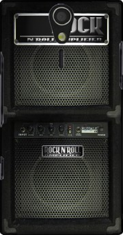Rock `N Roll Amplifier Case for Sony Ericsson Xperia S HD