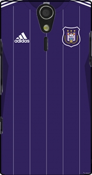 RSC Anderlecht Kit Case for Sony Ericsson Xperia S HD
