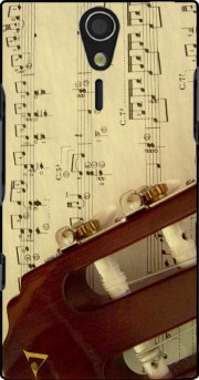 Sheet Music Case for Sony Ericsson Xperia S HD