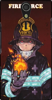 Shinra kusakabe fire force Sony Ericsson Xperia S HD Case