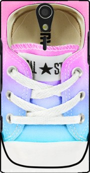 All Star Basket shoes rainbow Case for Sony Ericsson Xperia S HD