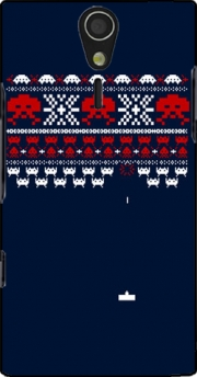 Space Invaders Case for Sony Ericsson Xperia S HD