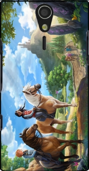 Star Stable Horse VideoGame Sony Ericsson Xperia S HD Case