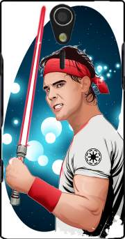 Star Wars Collection: Rafael Nadal Sith ATP Case for Sony Ericsson Xperia S HD