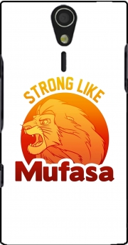 Strong like Mufasa Sony Ericsson Xperia S HD Case