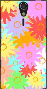 Summer BLOOM Sony Ericsson Xperia S HD Case
