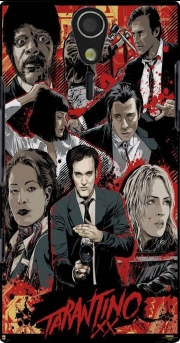 Tarantino Collage Sony Ericsson Xperia S HD Case