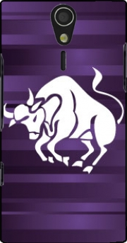 Taurus - Sign of the zodiac Case for Sony Ericsson Xperia S HD