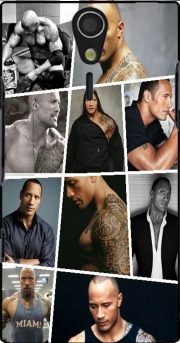 The Rock Collage Case for Sony Ericsson Xperia S HD