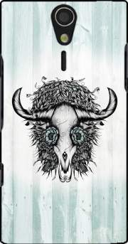 The Spirit Of the Buffalo Sony Ericsson Xperia S HD Case
