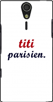 titi parisien Case for Sony Ericsson Xperia S HD