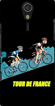 Tour de france Sony Ericsson Xperia S HD Case