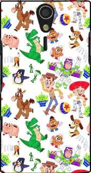 Toy Story Sony Ericsson Xperia S HD Case
