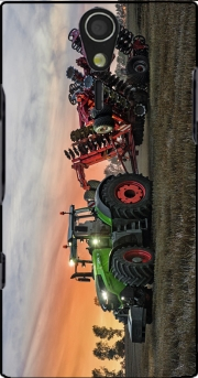 Fendt Tractor Sony Ericsson Xperia S HD Case