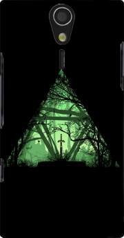 Treeforce Case for Sony Ericsson Xperia S HD