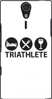 Triathlete Apero du sport Sony Ericsson Xperia S HD Case