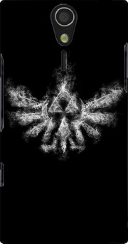 Triforce Smoke Case for Sony Ericsson Xperia S HD