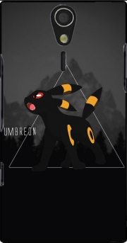 Umbreon Noctali Sony Ericsson Xperia S HD Case