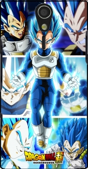 Vegeta SSJ Blue Sony Ericsson Xperia S HD Case