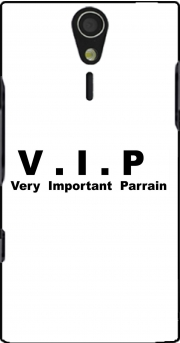 VIP Very important parrain Sony Ericsson Xperia S HD Case