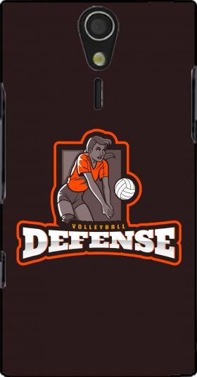 Case Volleyball Defense for Sony Ericsson Xperia S HD