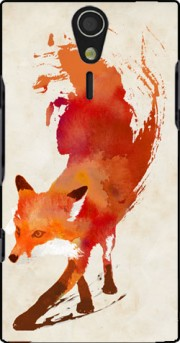 Fox Vulpes Case for Sony Ericsson Xperia S HD