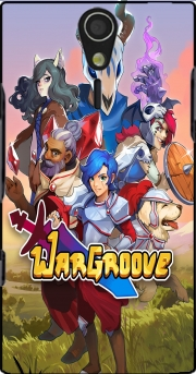 Wargroove Tactical Art Case for Sony Ericsson Xperia S HD