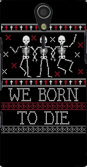 We born to die Ugly Halloween Sony Ericsson Xperia S HD Case