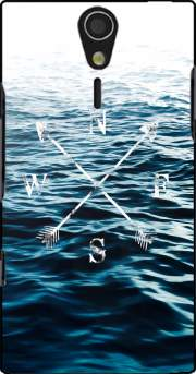 Winds of the Sea Case for Sony Ericsson Xperia S HD