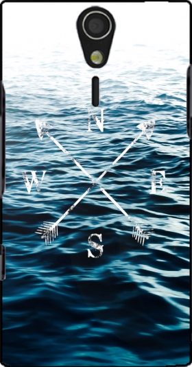 Case Winds of the Sea for Sony Ericsson Xperia S HD