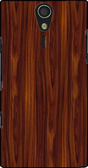 Case Wood for Sony Ericsson Xperia S HD