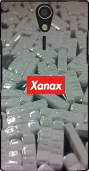 Xanax Alprazolam Case for Sony Ericsson Xperia S HD