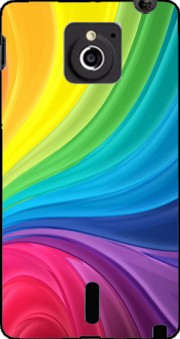 Rainbow Abstract Case for Sony Xperia Sola