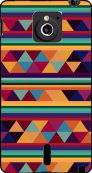 Aztec Pattern Pastel Case for Sony Xperia Sola