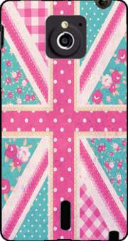 British Girls Flag Case for Sony Xperia Sola