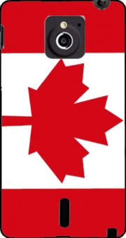 Flag Canada Case for Sony Xperia Sola