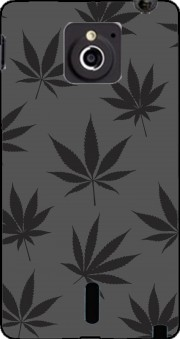 Cannabis Leaf Pattern Case for Sony Xperia Sola